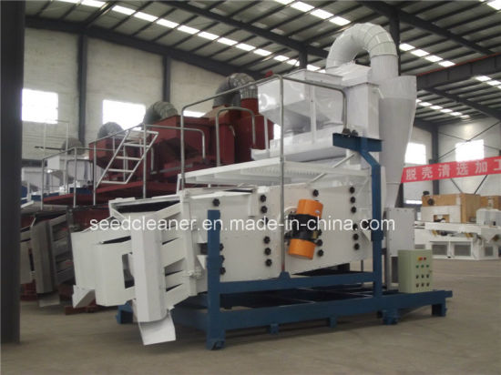 Mobile Spices Cereal Grain Crops Seed Cleaning Plant