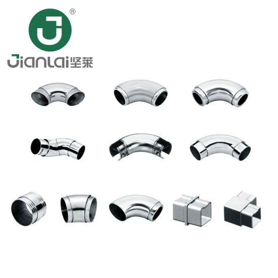 Balcony Terrace Stainless Steel Fitting Hardware Tempered Glass Railing Hardware pictures & photos