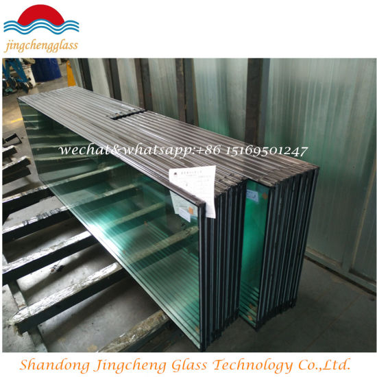Curtain Wall Clear/Coloreded/Insulating/Tempered/Laminated/Low-E Building Glass pictures & photos