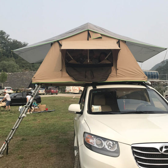 China 4wd Vehicle Foldable Family Car Roof Top Tent For Sale China