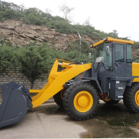 Best Price 3ton Hydraulic Wheel Loader 936 pictures & photos