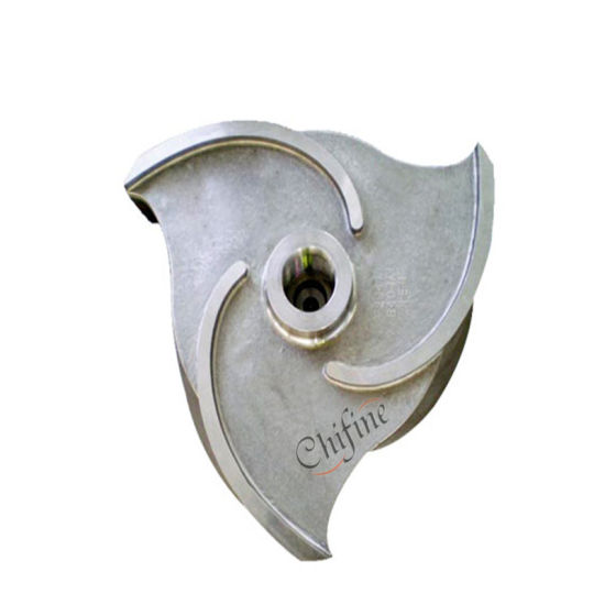 Impeller Casting by Lost Wax Stainless Steel Casting pictures & photos