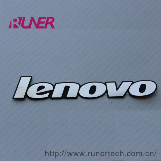 2D 3D Electroformed Nickel Logo for Mobile Phone Computer Electronics Appliances