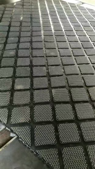 PU Foam Rubber Mat/Farm Used Rubber Mat pictures & photos