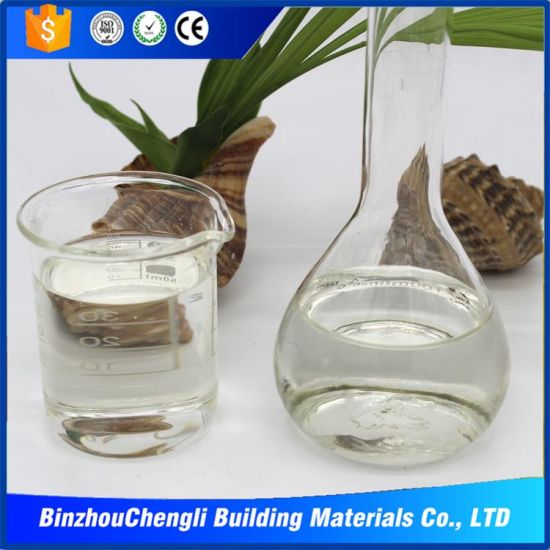 Raw Material Tpeg/Hpeg/Vpeg 40% Colorless Viscous Polycarboxylate Ether
