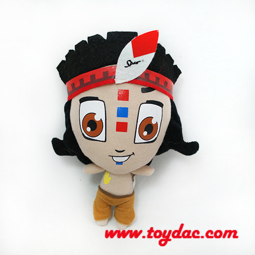 Africa Promotional Toy Plush Little Prince Toy