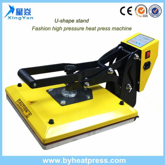 China Digital Heat Press Printer Transfer T-Shirt