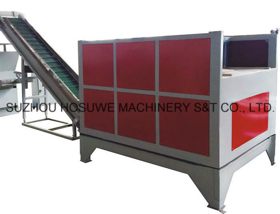 Plastic Plate Crusher pictures & photos