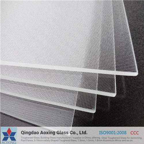 Arc Solar Coated Toughened Glass for Photovoltaic/Solar Panel Glass pictures & photos