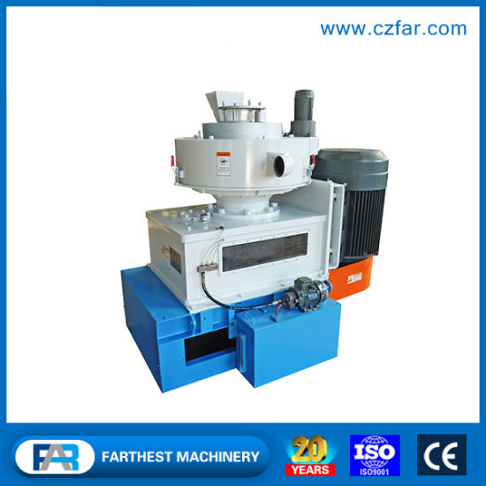 Cotton Seeds Husk Granulating Machine pictures & photos