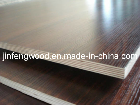 Melamine Plywood Poplar Wood or Hard Wood (1220*2440mm) pictures & photos
