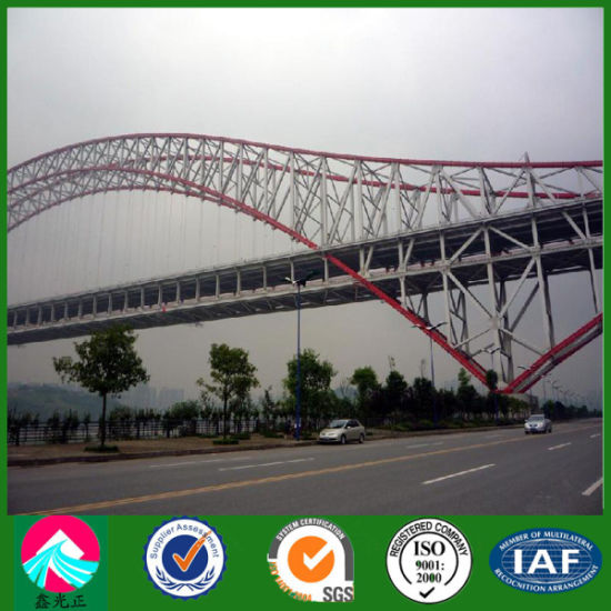 Light Steel Structure Bridge Construction and Design (XGZ-SSB099)