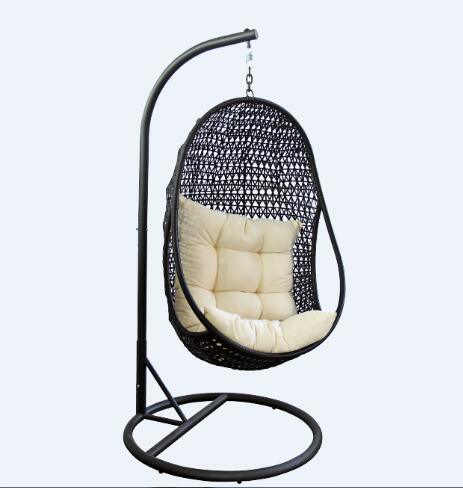 Steel Garden Swing Outdoor Swing pictures & photos