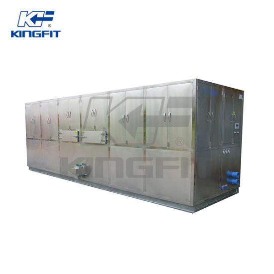 10ton Per Day Cubic Ice Machine