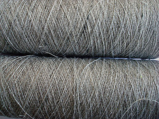 Fiber Dyed Pure Linen Yarn-Heather Colour pictures & photos