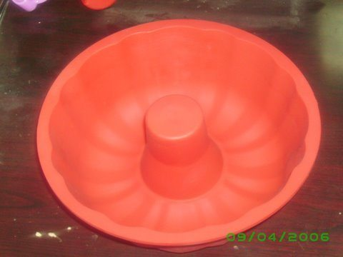 Orange Silicone Form for Kitchen Use Low Price