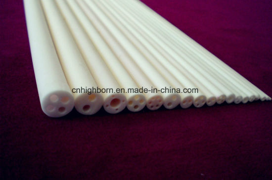 Alumina Ceramic Thermocouple Tube for Protection pictures & photos