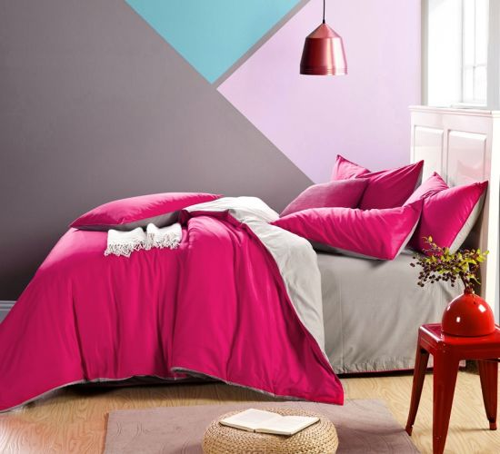 Luxury Quality Frozen Bed Sheet/King Size Bed Sheet/Beautiful Bed Sheet Sets pictures & photos