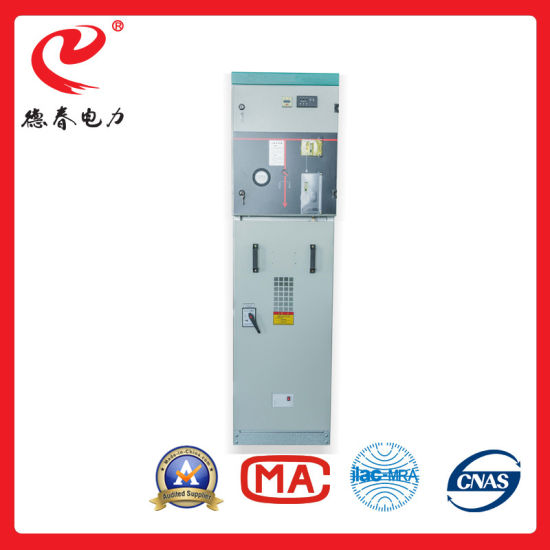 Xgn15-12 High Voltage 12kv Indoor Air Insulated Fixed Switchgear Power Supply pictures & photos