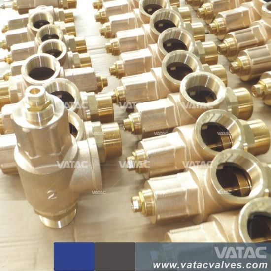 API 520 Full Lift/Low Lift Bronze Safety Valve (A46Y) pictures & photos