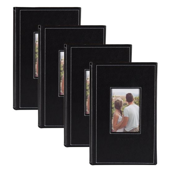 China Custom Pu Wedding Photo Album Holds 300 4x6 Photos China