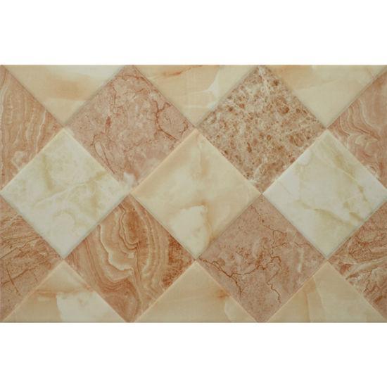 China 200*300mm Coral Color Dubai Ceramic Glazed Wall Tile - China ...