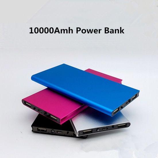 Gift Customizable Custom Logo 10000amh Power Bank