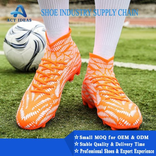 2020 Professional Men and Women Indoor and Outdoor Football Shoe Soccer Shoes