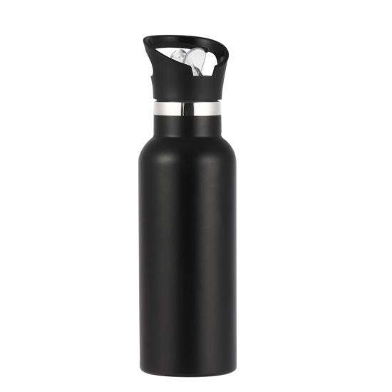 Hot Sale BPA Free 500ml 750ml Double Wall vacuum Insulated Stainless Steel Sport Water Bottles