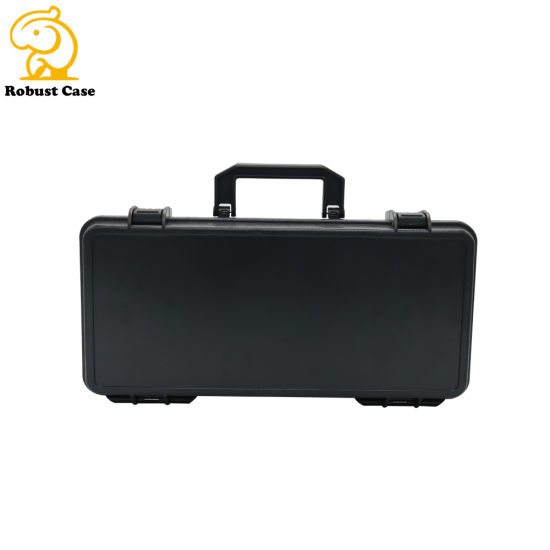 2019 High-End Portable Tool Storage Plastic Equipment Case with Foam Inside