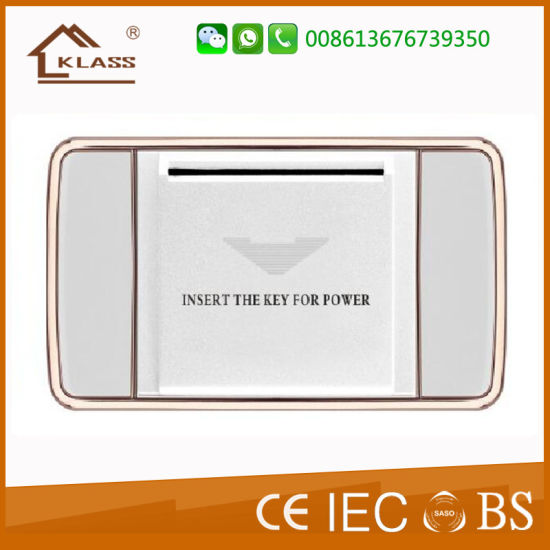 Bottom Price Hot Sale Electronic Body Sensor Switch pictures & photos