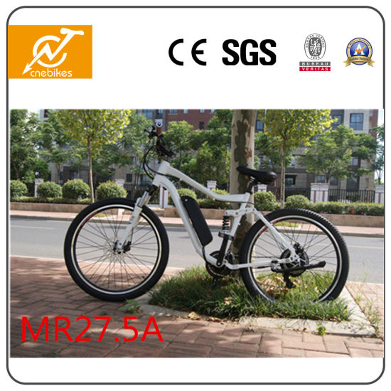 """Cheap Factory Wholesale Electric Mountain Bike 27.5"""" E-Bicycle for Lady"""