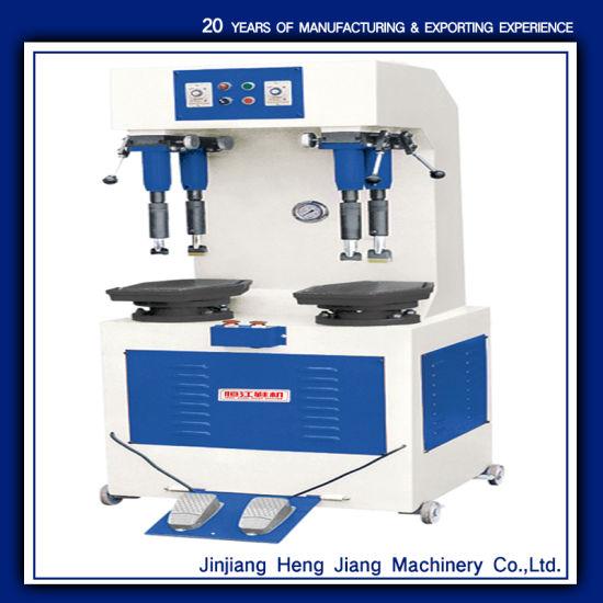 Hj-927A Auto-Balanced Hydraulic Sole Pressing Machine