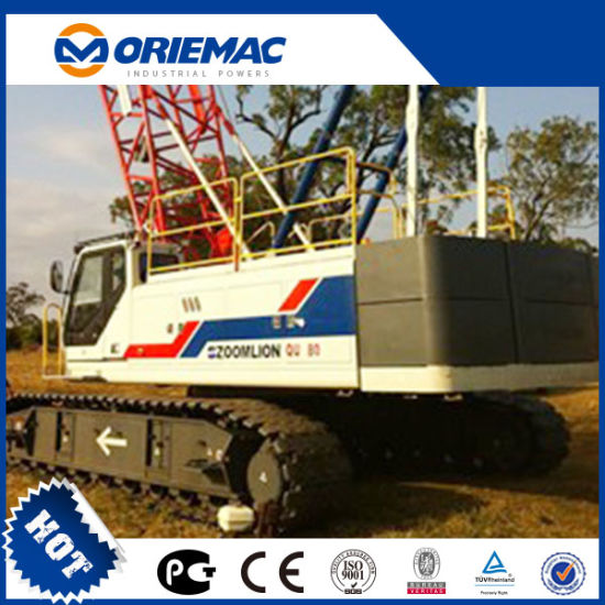 Similar Products Contact Supplier Zoomlion Crawler Crane 180 Tons Quy180 pictures & photos
