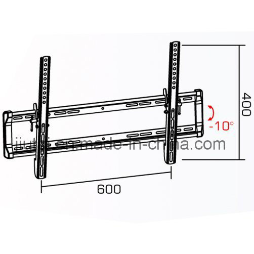 32-70′′ Fixed TV Wall Mount pictures & photos
