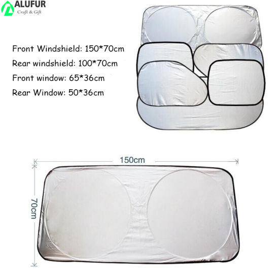 Set of 6 Pack Car Sun Shade Fro Baby Car Side Rear Sunshade Front