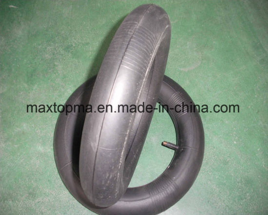 Motorcycle Tyre Inner Tube of Good Quality (3.00-18) pictures & photos