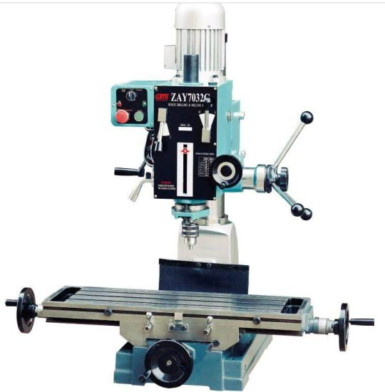 Vertical Universal Drilling and Milling Machine Zay7040G with High Precision pictures & photos