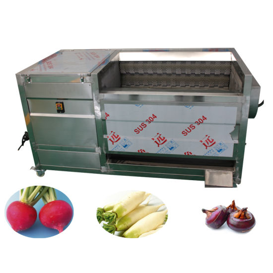 Potato Taro Sweet Potato Peeling Machine for Farm or for Food Factory