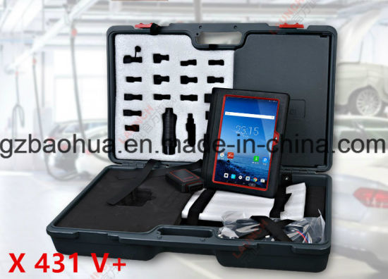 Car Scanner X 431 V+ and Heavy Duty HD Truck Diagnostic Model 2 in 1