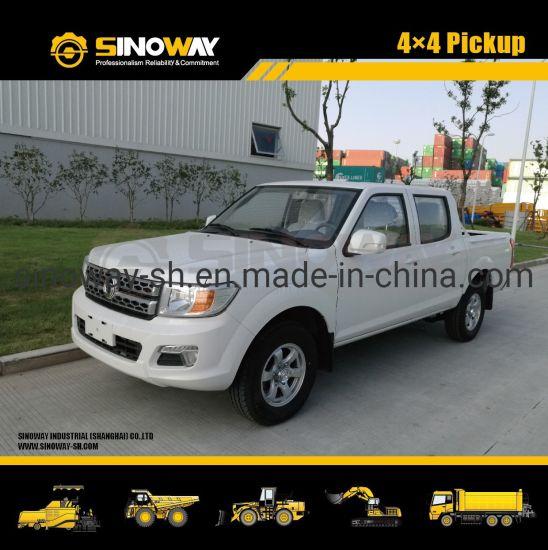 Diesel Engine 4X4 Utility Vehicle/Truck, Pickup Truck