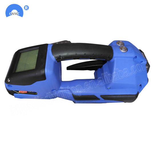 Full-Automatic Battery Powered Strapping Tool for Plastic PP/Pet Strapping pictures & photos