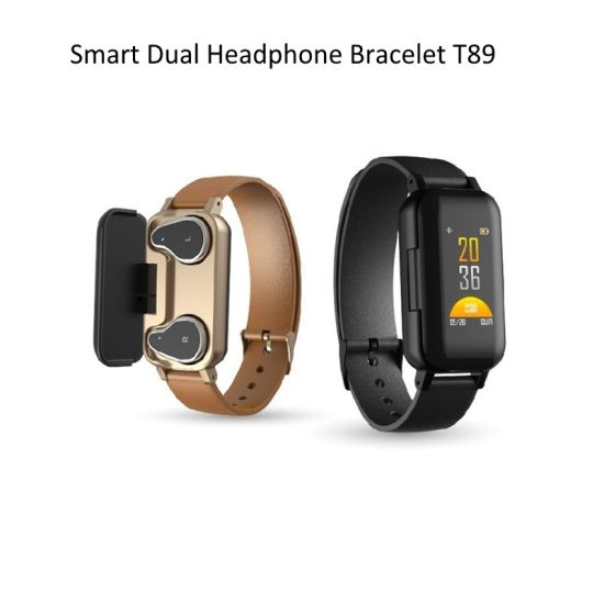 Built-in Bluetooth 5.0 Chip Smart Watch Mobile Phone with Heart Rate Blood Pressure Monitor Loudspeaker Call Music Watch