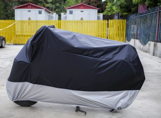 High Quality Motorcycle Cover with Various Colors