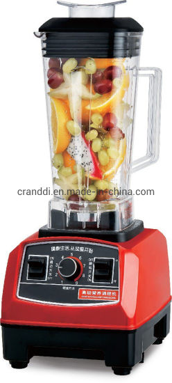 1500W, 6 Blades, Variable Speed Control & Cleaning Professional Food Blender (YL-010)