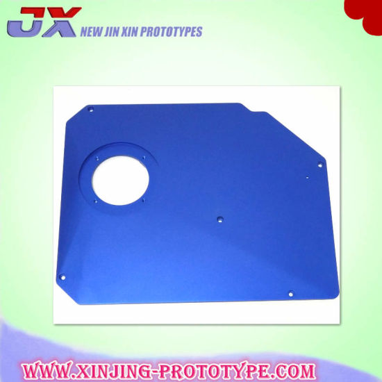 OEM Precision Steel/ Aluminum Galvanized Stamping Bending Punching Fabrication Sheet Metal Parts pictures & photos