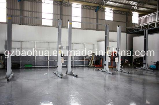 Two Post Car Lift for Workshop/Garage/Tire Repair Shop