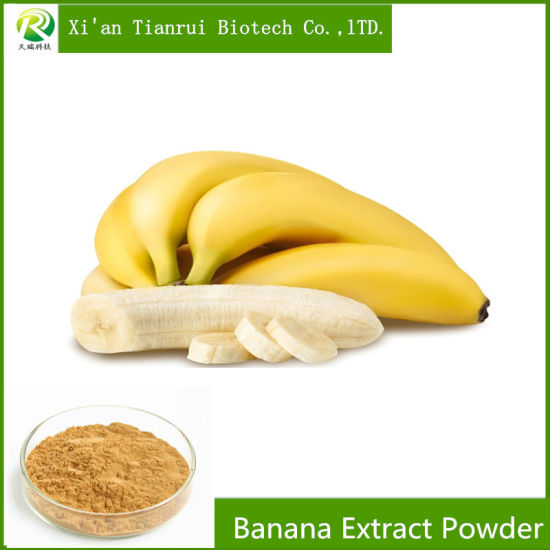 Factory Supply High Quality Banana Extract Powder pictures & photos