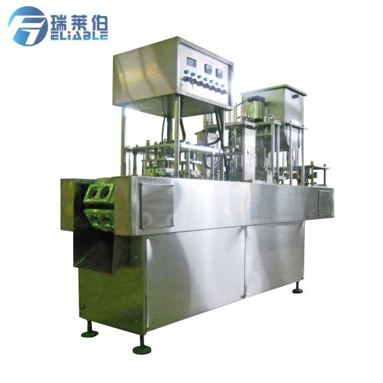 Factory Directly Sell Automatic Plastic Water Cup Filling Machine