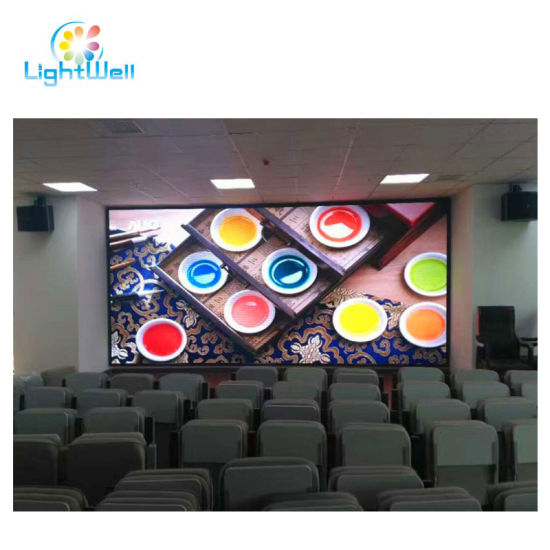 Full Color LED Products Advertising Equipment LED Screen Display P2.5